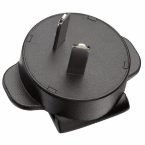 Australian clip for 4GR power adapter