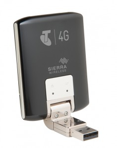 Telstra Sierra Wireless 320U 4G/LTE modem